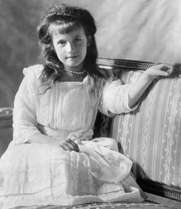 Los 90 años de especulación de la misteriosa muerte de Anastasia Romanov