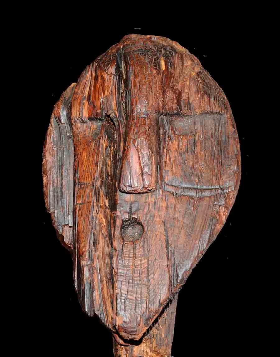 El ídolo de Shigir, la escultura más antigua de la historia de la humanidad